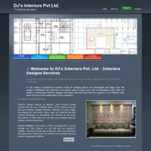 Dj's Interiors Pvt. Ltd.