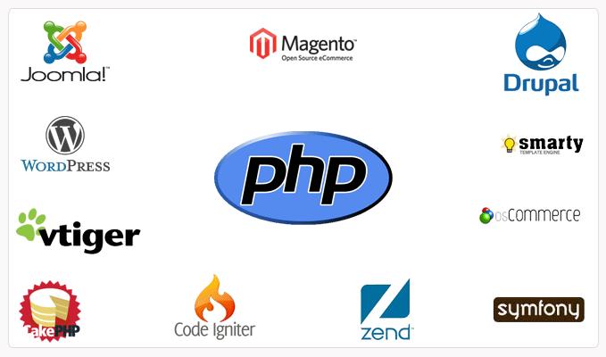 php web development at djsoutsourcing2