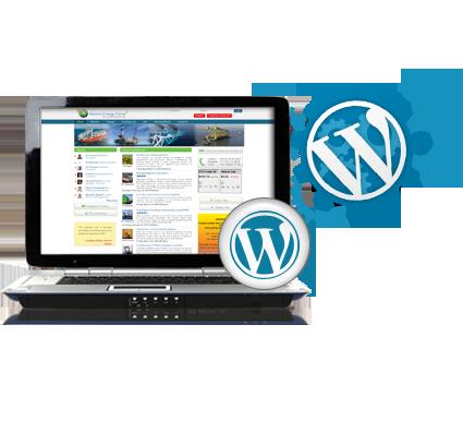 wordpress development Djs outsourcing